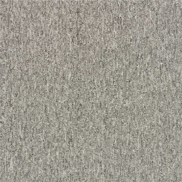 Sound Proof Commercial Carpet Tiles Solution Dyed Method 50cm X 50cm Tile Size